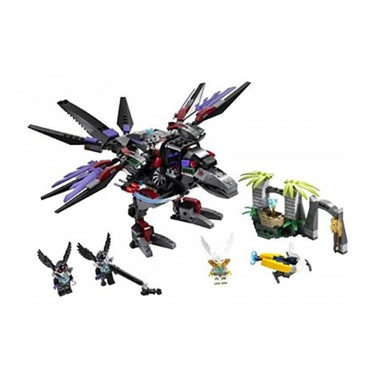 [해외] LEGO CHIMA 70012 RAZAR'S CHI RAIDER 레고 찌마 해외 한정