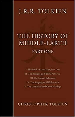 The Complete History of Middle-Earth [Part1]