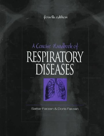 Concise Handbook of Respiratory Diseases, The (4th Edition)