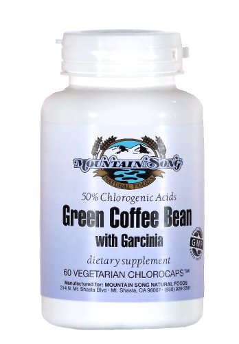 Green Coffee Bean Extract and Garcinia Cambogia Extract - Powerful Weight Loss Combination. Optimal Concentrations of 50% Chlorogenic Acids and 50% HCA (hydroxycitric acid) To Help Boost Metabolism, Burn Fat and Decrease Appetite