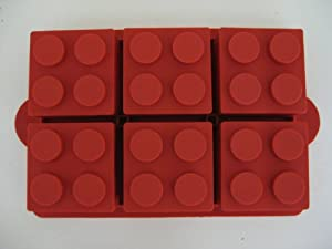 Lego Brick Cake Jelly Mould Mold