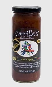 Carrillo's - Aztec Chipotle (Medium-Hot)
