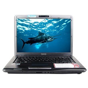 Toshiba Satellite A305-S6872 Core 2 Duo T5800 2.0GHz 3GB 250GB DVD±RW 15.4
