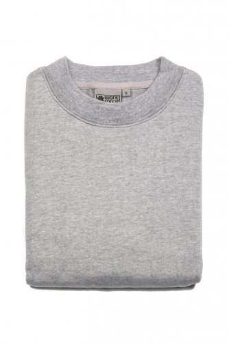Mens Workforce Sweatshirt In Grey - Small - Grey