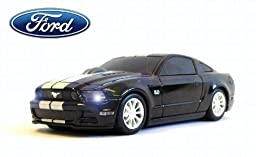 Ford Mustang GT Wireless Mouse (Black)