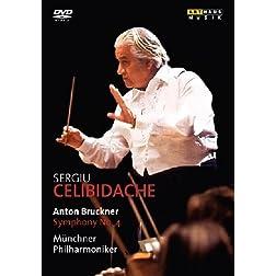 Celibidache Conducts Bruckner: Symphony No. 4