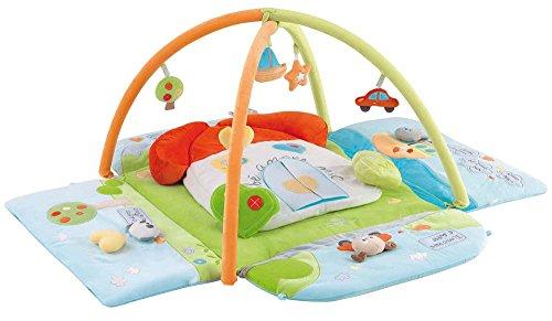 CAM Il mondo del bambino V410/222 Tappeto gioco Happygym, Verde