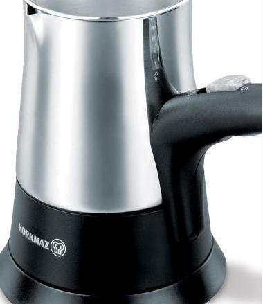 Greek Coffee Maker Electric : Buy Greek / Turkish Coffee maker - Electric BRIKI at CheapFoodMixers.co.uk