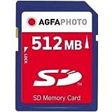 AgfaPhoto 10401 512 Mo carte mémoire SD