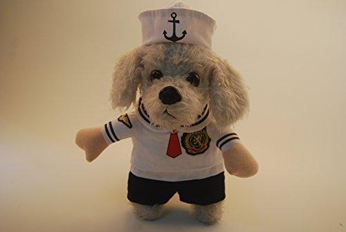 Cane divertente Halloween appendiabiti solid Navy Halter-pet Abbigliamento Abbigliamento , l