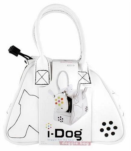 I-Dog Bag Profile Style White - 1