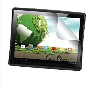 1-Pack EZGuardZ Le Pan S TABLET PC Screen Protectors (Ultra CLEAR) from Electronic-Readers.com