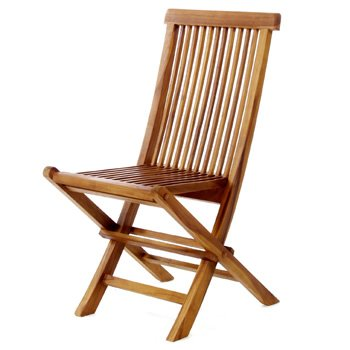 Teak Folding Chair - Furniture For Your Patio and Garden!