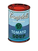 ArtopWeb Panel Decorativo Warhol Campbell S Soup Can, 1965 Legno