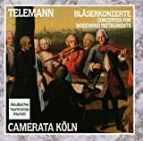 Georg Philipp Telemann: Concertos For Woodwind Instruments
