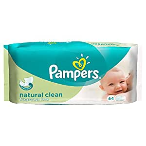 Pampers Fragrance Free Baby Wipes, 12 x 64 Wipes (768 Wipes)