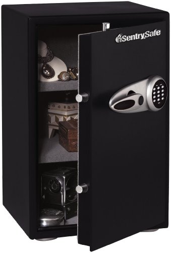 SentrySafe T6-331 2.3 Cubic Foot Security Safe, Black (Safe 2 Cubic Feet compare prices)