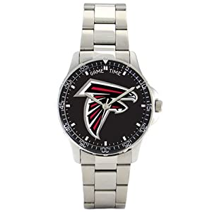 NFL Mens FC-ATL Atlanta Falcons Coach Series Watch by Game Time
