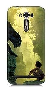 Asus Zenfone 2 Laser ZE550KL 3Dimensional High Quality Designer Back Cover by 7C