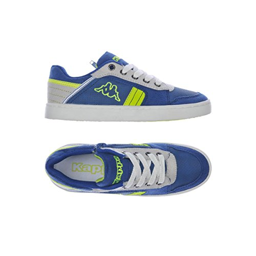 Sneakers - Valessia 2 Kid - Bambini - Blue Royal-Lime - 7