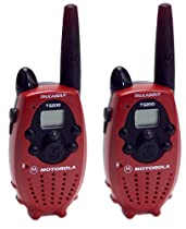 Motorola TalkAbout T5200 AA 2-Mile 14-Channel FRS Two-Way Radio (Pair)