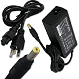 AC Adapter/Power Supply&Cord for HP Pavilion DV2000 DV2100 DV2500 TX1000 dv1000 dv4000 dv5000 dv6000 dv6500 dv8000 ze2000 ze4900 zt3000