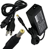 Generic Laptop AC Adapter for Compaq Presario C500 C700 Black 7.5 x 11 x 0.5
