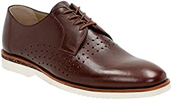 Clarks Mens Tulik Edge Shoes