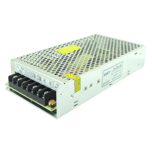 Ggl Xy Universal 110/220V Ac To Dc 24V 15A 360W Regulated Switching Power Supply Unit Converter Adapter Transformer Driver - Ideal For Led Flexible Strip Light Ribbon Lamp Bulb Cctv Camera Monitor Radio Industrial Automation Control Network System Devices