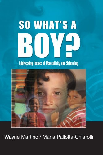 So What's A Boy?