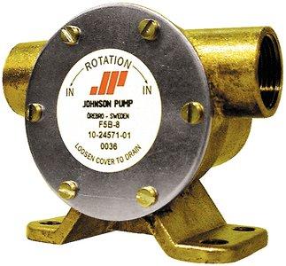 Johnson Pumps 10-24805-01 F6 Extra Flow Crankshaft Pump front-771983