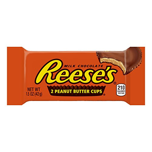 REESE'S Peanut Butter Cups (1.5-Ounce Packages, Pack of 36) (Cookie Butter Cups compare prices)