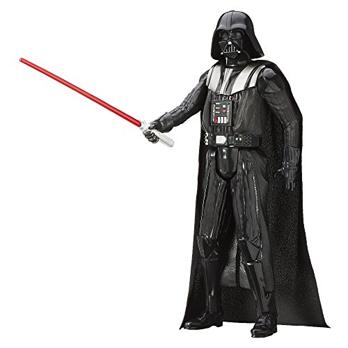 HASBRO Star Wars Ep.7 Personaggi 30cm. Darth Vader B3908 B3909
