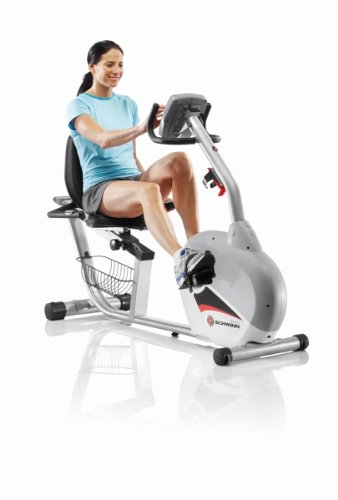 Schwinn 240 Recumbent Exercise Bike