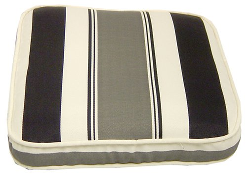 Katani Black Pearl Spun Poly Double Welted Seat Pad - Buy Katani Black Pearl Spun Poly Double Welted Seat Pad - Purchase Katani Black Pearl Spun Poly Double Welted Seat Pad (Arden, Home & Garden,Categories,Patio Lawn & Garden,Patio Furniture,Cushions Covers & Pillows,Patio Furniture Cushions)