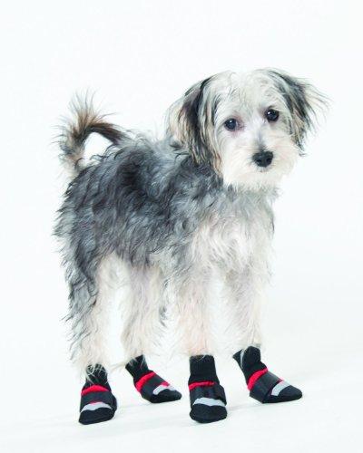 Artikelbild: Extreme Ethical Pet Allwetterstiefel / Hundeschuhe, Größe M, Rot