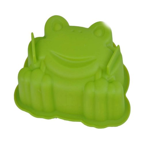 Export Quality Small Frog Mousse Cake Pudding Mold Silicone Mold Microwave Oven