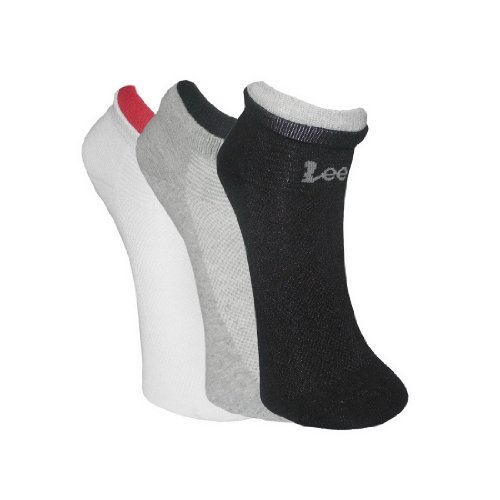 3 PACK:Damen Lee Riders Riders Ultra Soft Athletisch Thermal Crew Socken (Größe: UK:6-10.5 Eu:40-46 US:8.5-13 )