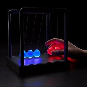 Cuna de Newton Kinetic Luz