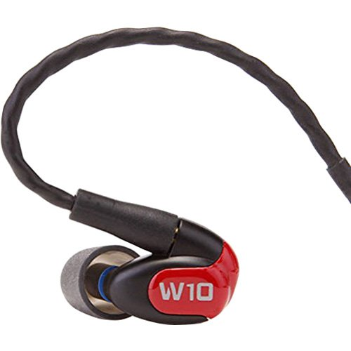 Westone W10 Single Driver Universal Fit Noise Isolating Earphones, 78501 (Westone Monitor Vault compare prices)