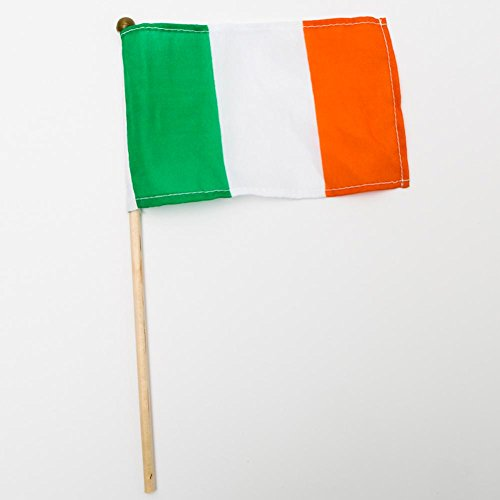 "4"" x 6"" Irish Flags"