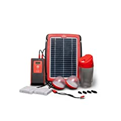 d.light D20 Solar Home System Kit by d.light