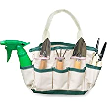 GardenHOME Indoor And Small Garden 7-Piece Garden Tools - 1 Garden Tool Bag