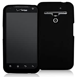 LG REVOLUTION 4G VS910 BLACK SILICONE CASE