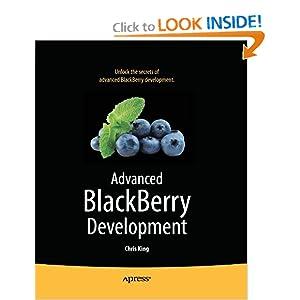 Advanced BlackBerry 6 Development, 2nd Edition