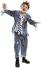 Comprar My Other Me - Disfraz de estudiante zombie chico, para niño (Viving Costumes)