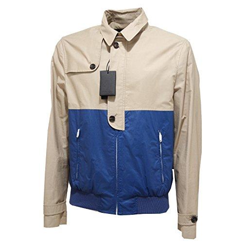 88271 giubbotto bicolore DSQUARED D2 bomber uomo jacket men sale [50]