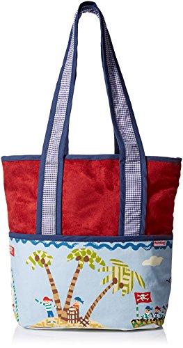 Hoohobbers Tote Diaper Bag, Ahoy