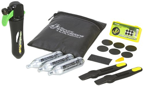 Genuine Innovations G2631 Deluxe Tire Repair and Inflation Wallet