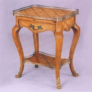 Image of Fairfax Home 150267 Drawer End Table (B005H69RRO)